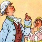 Образ Митрофанушки в комедии Фонвизина «Недоросль»