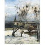 Сочинение по картине А. К. Саврасова «Грачи прилетели»